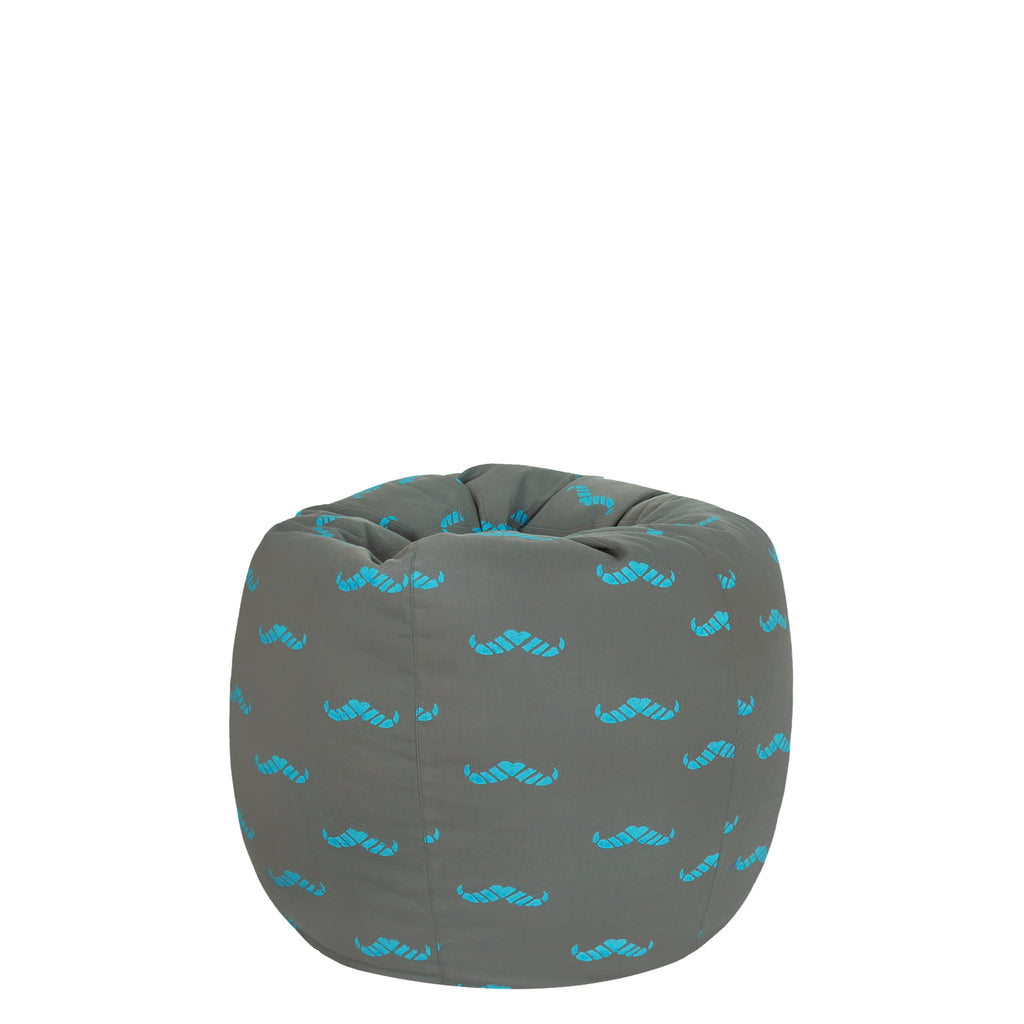 Moochy Blues Bean Bag Cover