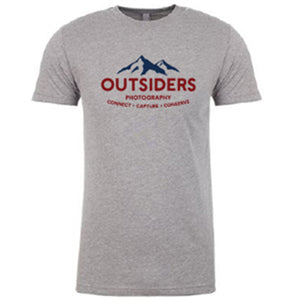 Outsiders Photography Conference Tee Shirt- Men's