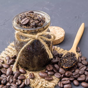 DIY - Kaffee-Vanille Body Scrub