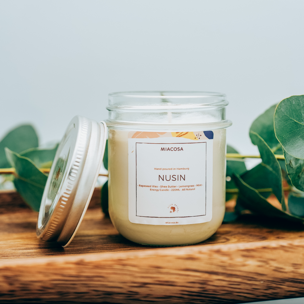 Nusin - Scented Candle