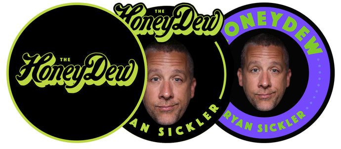 HoneyDew Sticker Pack