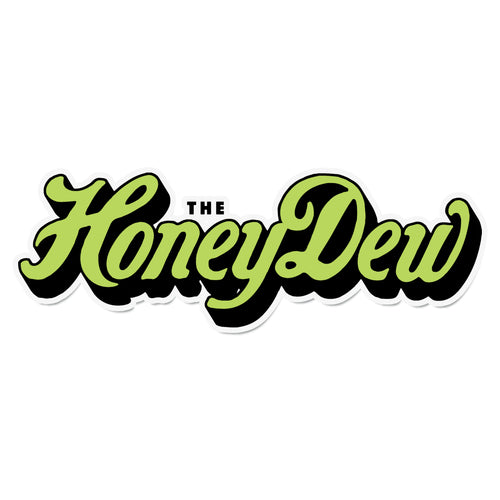 HoneyDew Logo Sticker