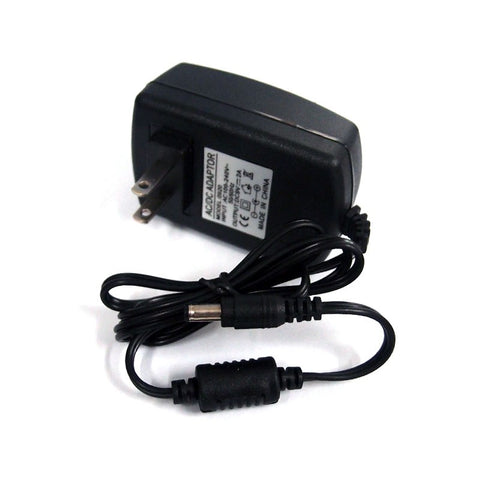 AC/DC 12 V 1.5A/2A Power Adapter