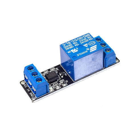 1 Channel 5V 10A Relay Module with Optocoupler