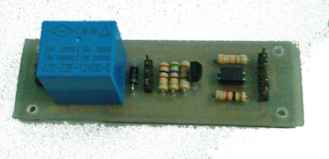 Ready Made Relay Module with LED Indicator