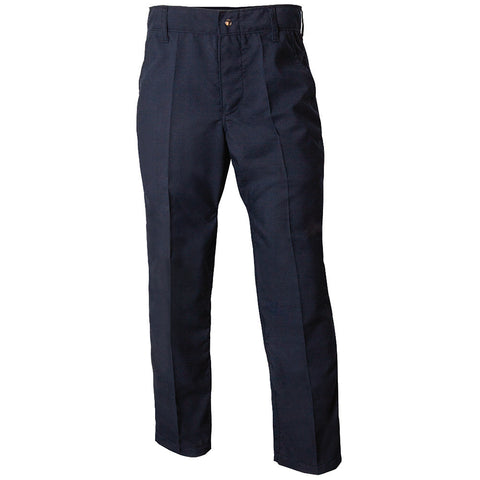 DUAL COMPLIANT UNIFORM PANT  — 6.0 oz Nomex Midnight Navy - CrewBoss
