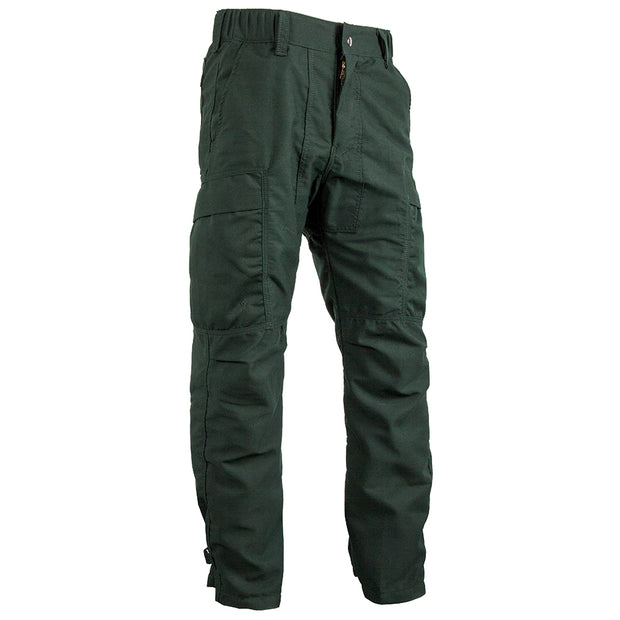 ELITE BRUSH PANT — 6.8oz Nomex Spruce - CrewBoss