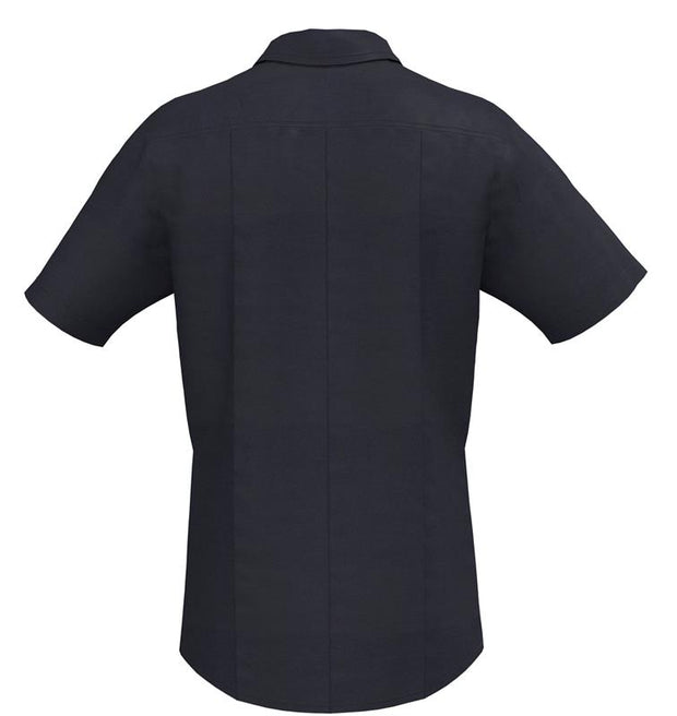 GUARDIAN 1975 SHORT SLEEVE CLASS B SHIRT — 5.8 oz Tecasafe Midnight Navy - CrewBoss