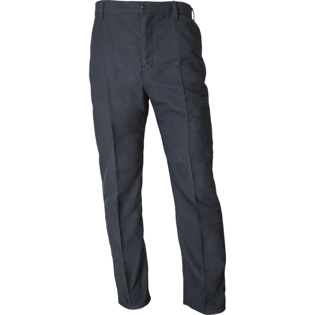 1975 STATION WEAR PANT — 6.0 oz Nomex Midnight Navy - CrewBoss