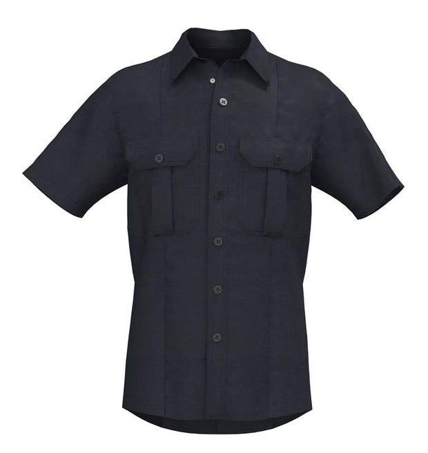 VALOR 1975 SHORT SLEEVE CLASS B SHIRT  — 4.5 oz Nomex Midnight Navy - CrewBoss