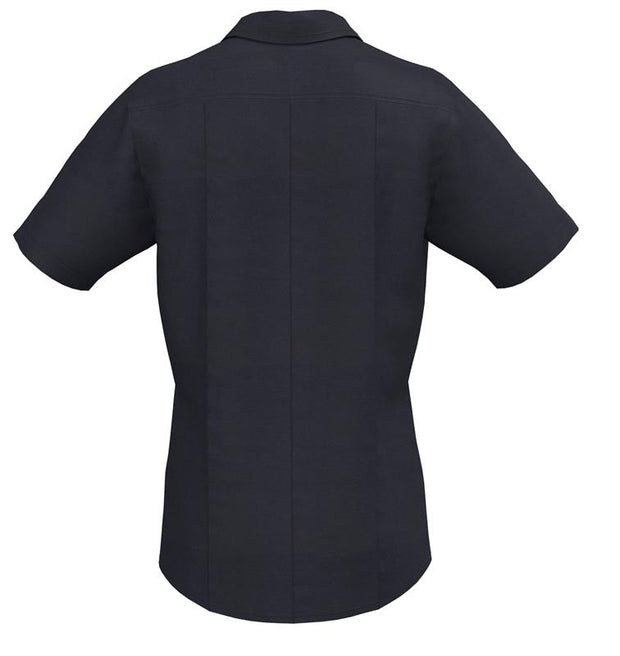 VALOR 1975 SHORT SLEEVE CLASS B SHIRT — 5.8 oz Tecasafe Midnight Navy - CrewBoss