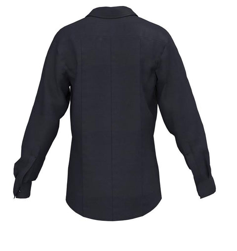 VALOR 1975 LONG SLEEVE CLASS B SHIRT — 4.5 oz Nomex Midnight Navy - CrewBoss