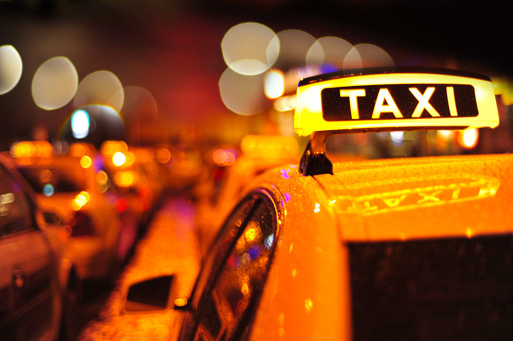 Mimo in Use: VeriFone Taxi Cabs