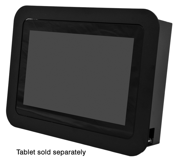 10.1 Inch Wall Box for Vue Display with Bright Sign Buillt -In (MWB-10-BSBI)