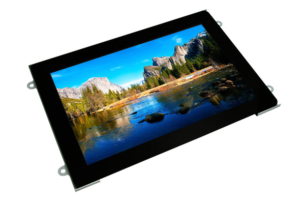 "10.1"" Open Frame Multi Point Capacitive Touch 1280x800 Display, HDMI (UM-1080CH-OF)"