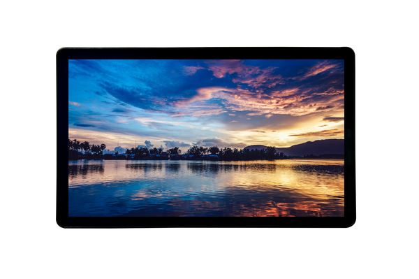 "32"" Open Frame, Desk Top or Wall Mountable Non-Touch 1920x1080 Display, Ext PSP Incl., VGA, HDMI Black (M32080-OF)"