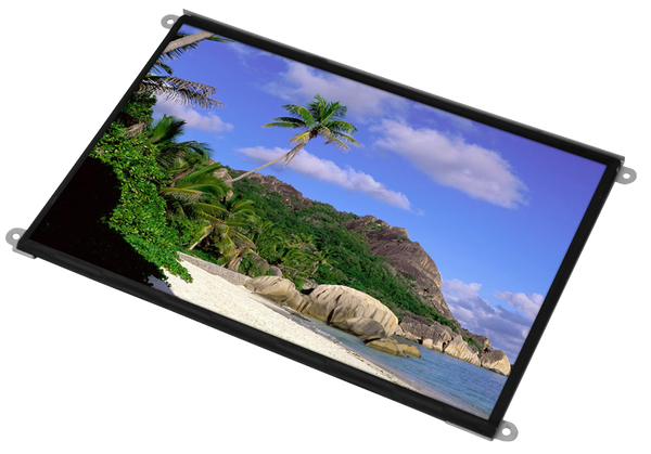 Mimo 10.1-inch Resistive Touchscreen Open Frame Monitor