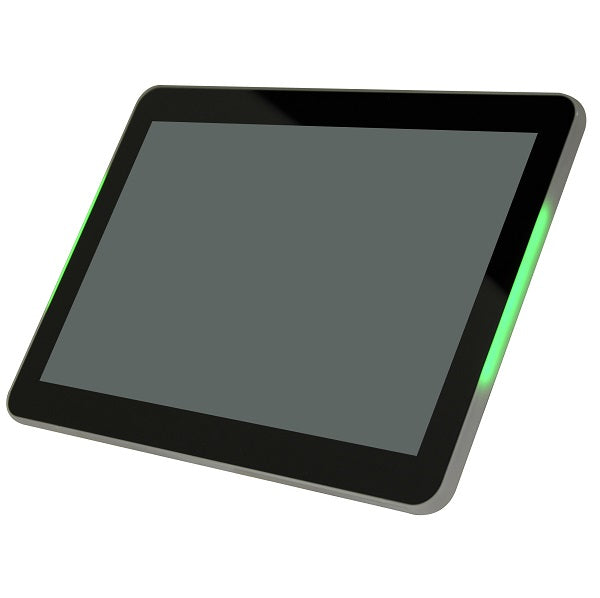 "SOLD OUT ! - Mimo Adapt-IQV 10.1"" Digital Signage Tablet with LEDs - RK3288 Processor (MCT-10HPQ-POE-L)"