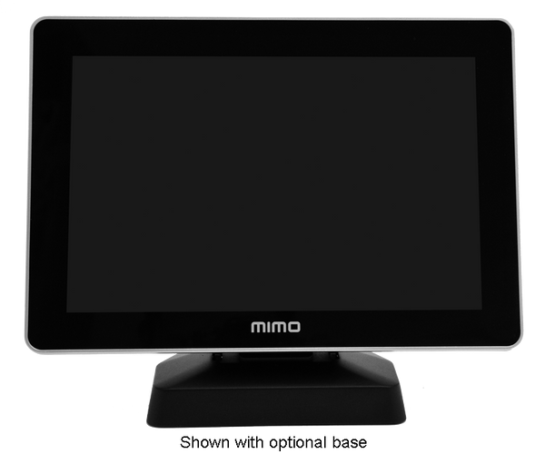 "Mimo Vue HD 10.1"" Non Touch Display With 1 Watt Stereo Speakers, HDMI (UM-1080H)"