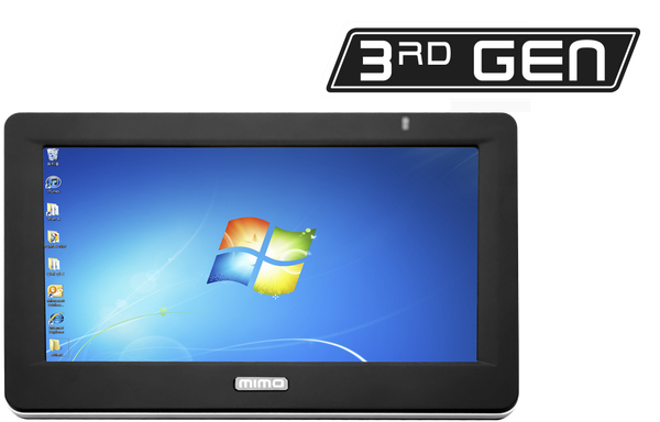 "Mimo 7"" Non-Touch Display, USB with 75mm Vesa, (UM-760F)"