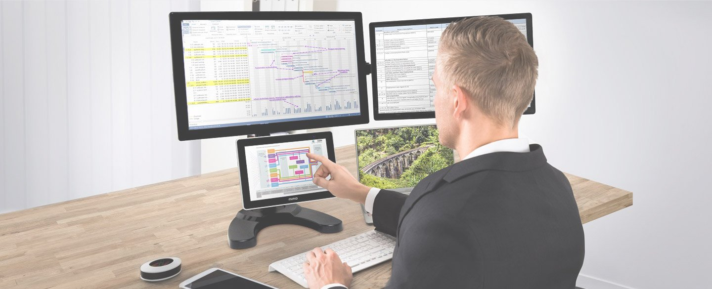 Enhance Your Productivity With Multi-Monitor Setups