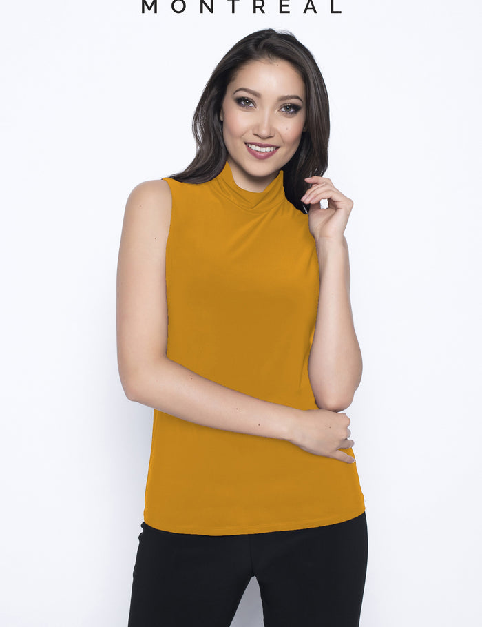 Camisole col montant