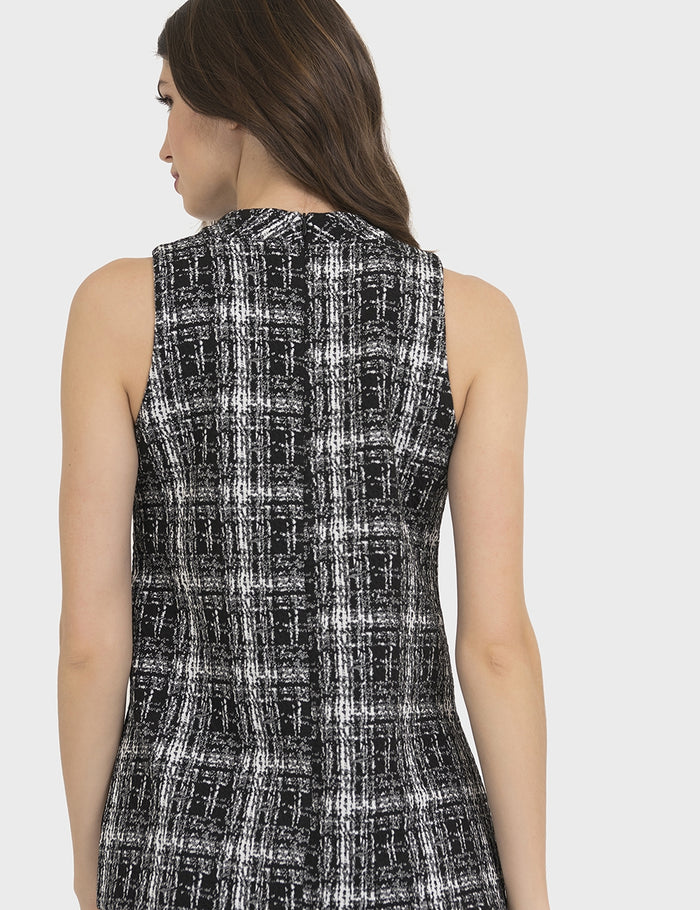 Camisole à carreaux