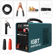 With 4M Copper Cable Handheld Arc Welder Inverter 220V IGBT Welding Machine inverter Kit Shoulder Strap Welding Equipment