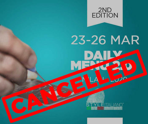 Daily Menu 2.0 2nd Edition | 23-26 March 2020