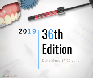 The Daily Menu 36th Edition - 17-20 June 2019