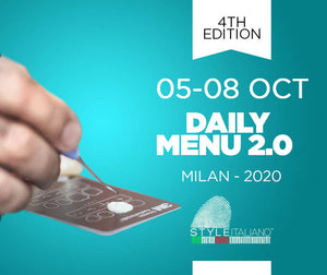 Daily Menu 2.0 4th Edition | 5-8 October 2020