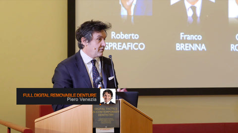 Full Digital Removable Denture - Prof. Piero Venezia