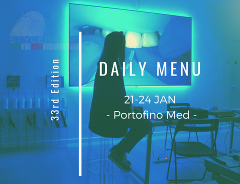 The Daily Menu 33rd Edition - 21-24 January