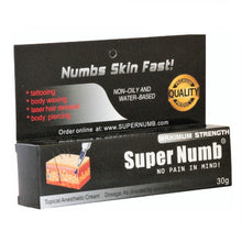 1 Tube x 30g SUPER NUMB® Topical Numbing Cream