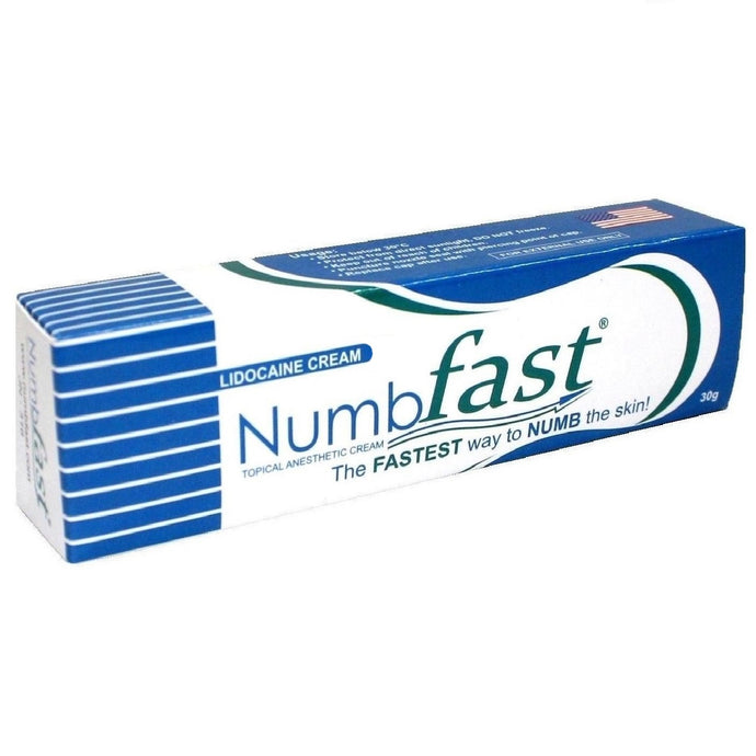 1 Tube x 30g NUMB FAST® Topical Numbing Cream