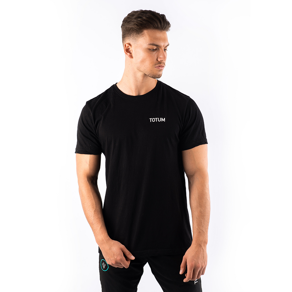 Totum Performance Conditioning Tee - Black
