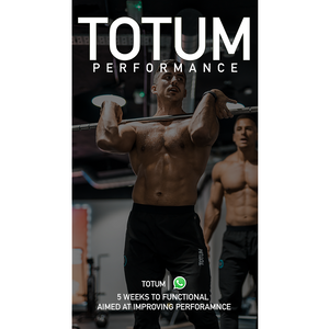 #TotumPerformance - 5 Weeks To Functional