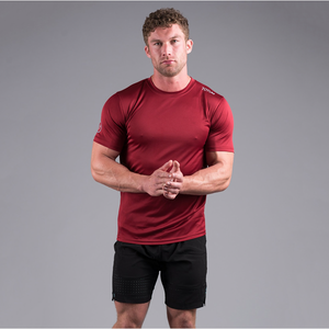 Totum Training Tee - Mars Red