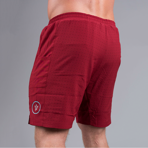 Totum Movement Shorts - Mars Red