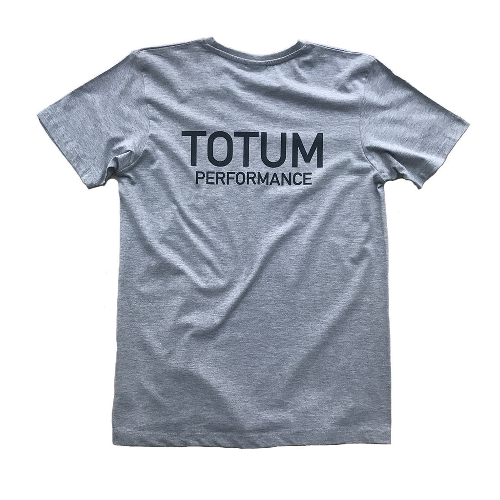 Totum Performance Conditioning Tee - Grey