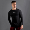 Totum Premium Training Long Sleeve Tee - Black