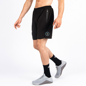Totum Movement Shorts Version 2- Black
