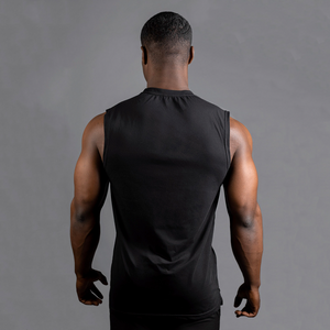 Totum Premium Training Tank - Black