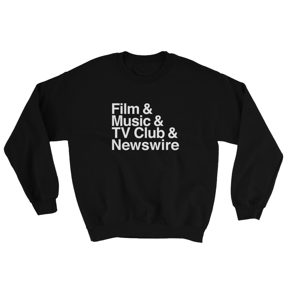 The A.V. Club Sections Crewneck Sweatshirt