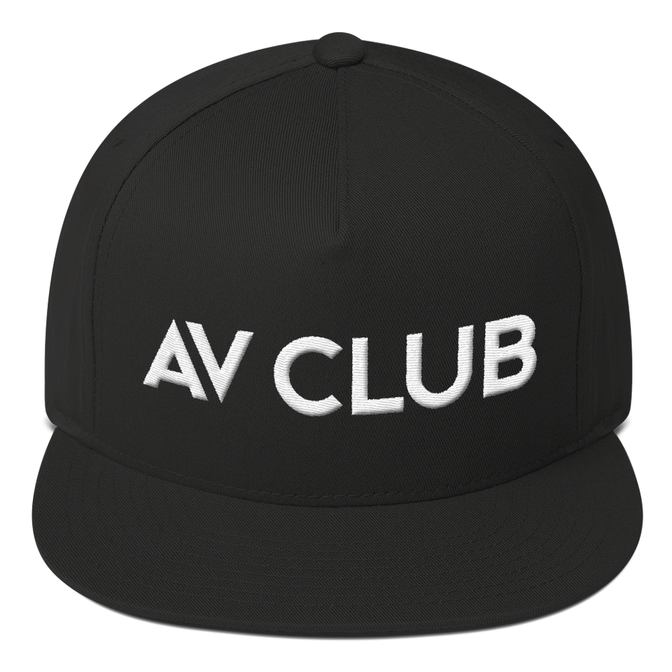The A.V Club Baseball Hat