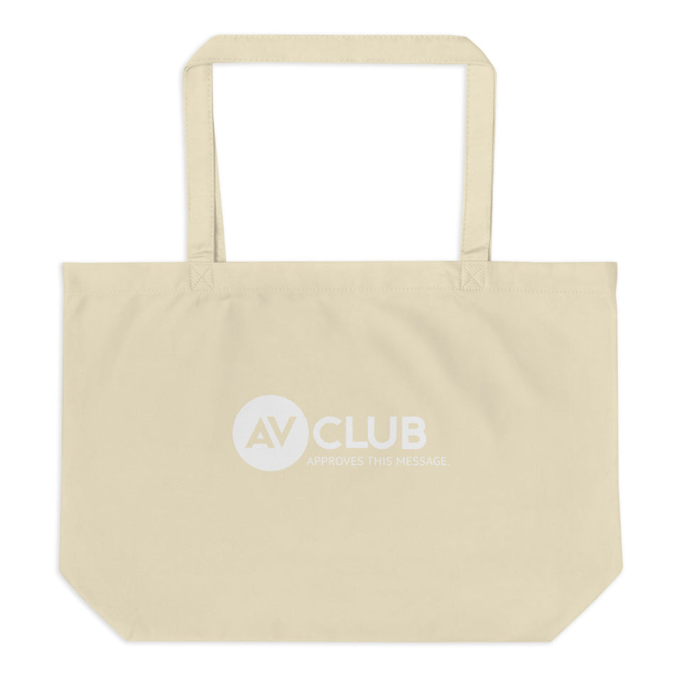 Flick 2020 Large Tote Bag