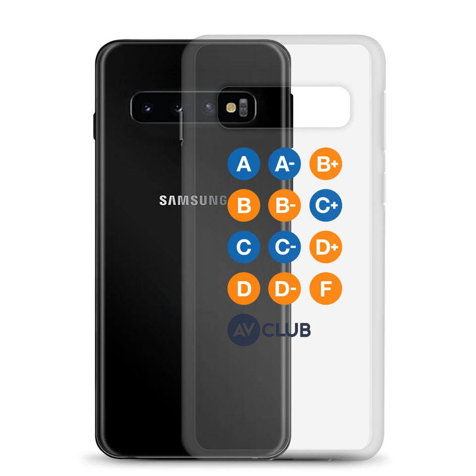 """Metro Line"" Review Grade Samsung Case"