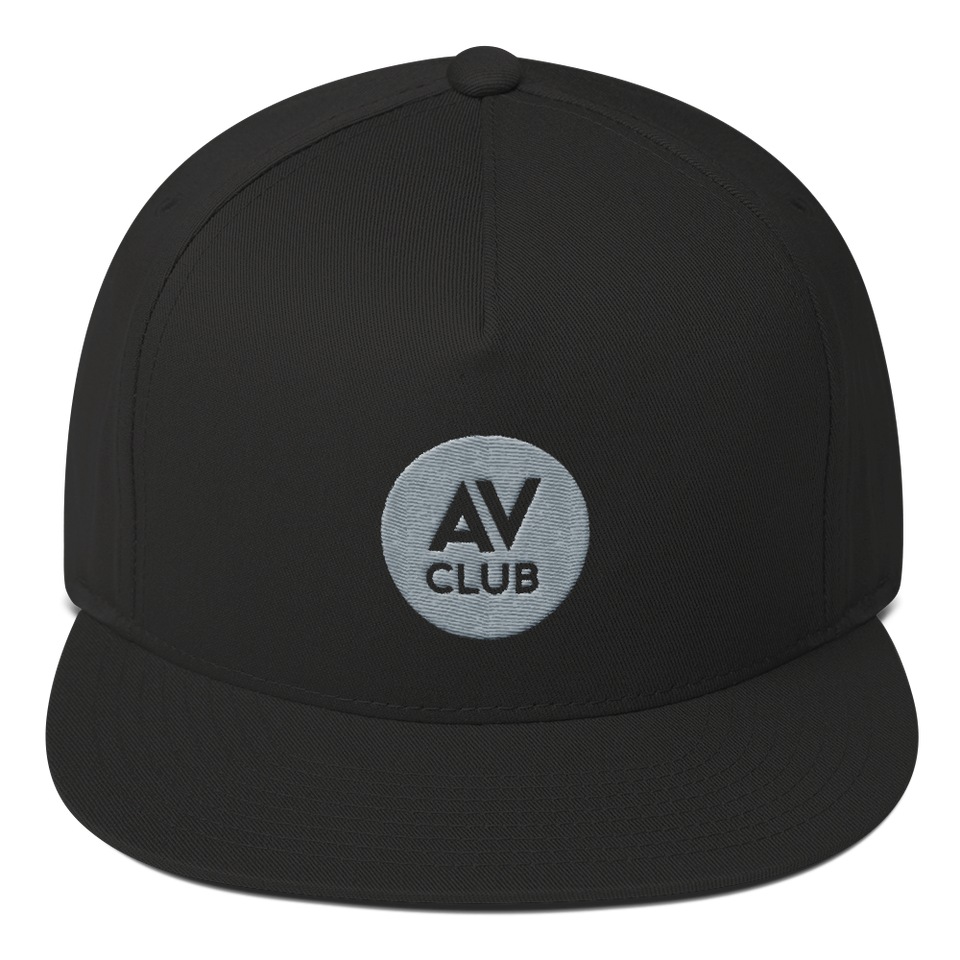 The A.V. Club Baseball Hat