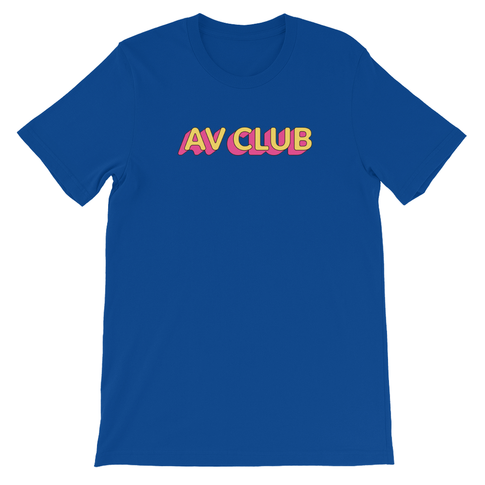 The A.V. Club 'Outlines' T-Shirt