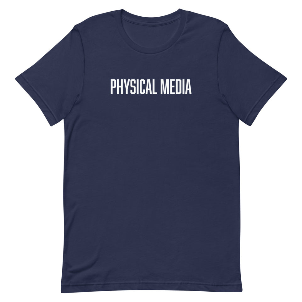 Physical Media Unisex T-Shirt